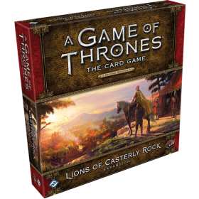 A Game of Thrones LCG: Lions of Casterly Rock