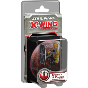 SW X-Wing Min Sabine's TIE Fighter Exp.
