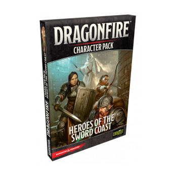 Dragonfire Heroes of the Sword Coast