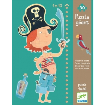 Puzzle Geant: Oscar the Pirate