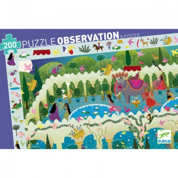Puzzle - 1001 nights - 200 pcs