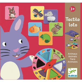 Loto - Loomad (Tactilo - Lotto Animals)