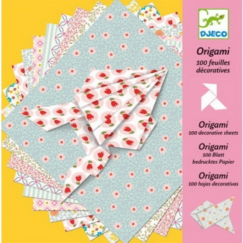 Origami - 100 Decorative Sheets