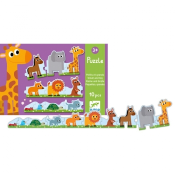 Duo-Trio Puzzles - Small and big