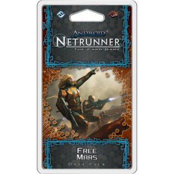 Android Netrunner: Free Mars
