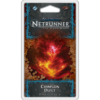 Android Netrunner: Crimson Dust