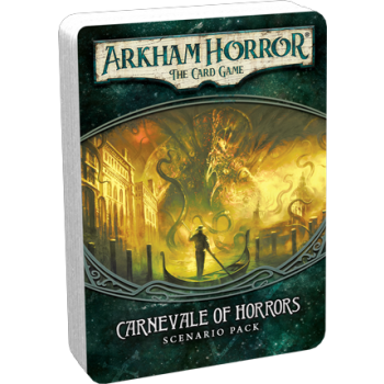 Arkham Horror LCG Carnevale of Horrors