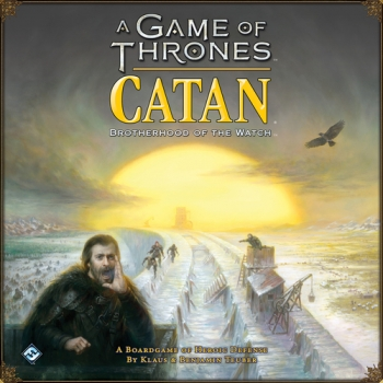 Catan AGOT Brotherhood
