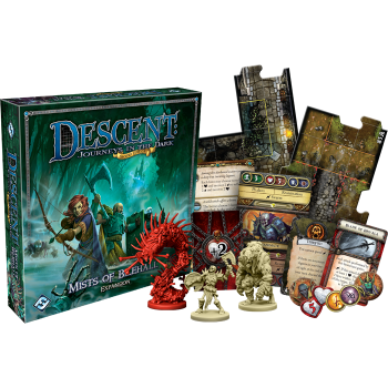 Descent 2nd Ed. Mists of Bilehall