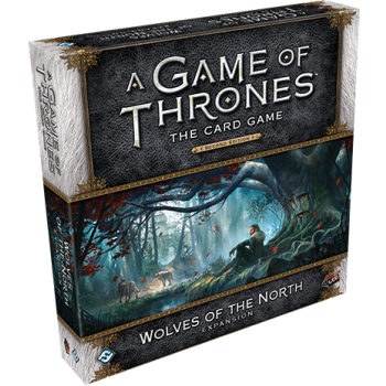 AGOT LCG Wolves of the North Exp