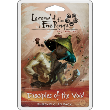 L5R Disciples of Void Phoenix Clan Pack