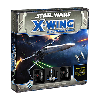 SW X-Wing Force Aw Core Set