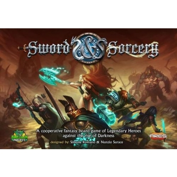 Sword & Sorcery Immortal Souls