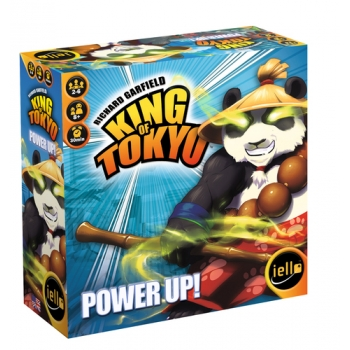 King of Tokyo Power Up New