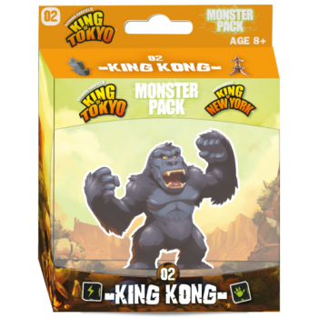 King of Tokyo - Monster Pack : King Kong