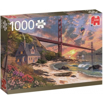 "Pusle ""Golden Gate Bridge"", 1000 tk"