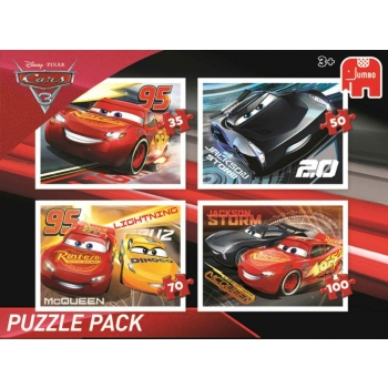 "Pusle ""Disney Cars3 4in1"""