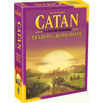 Catan – Traders & Barbarians 5-6 player