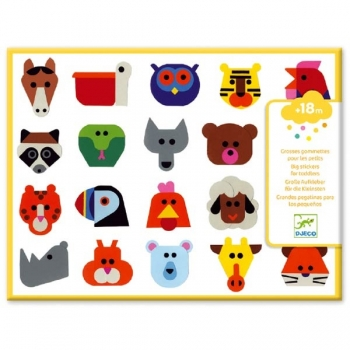 Small gifts for little ones - Stickers -