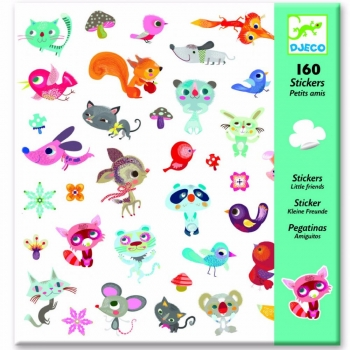 Stickers Small Friends