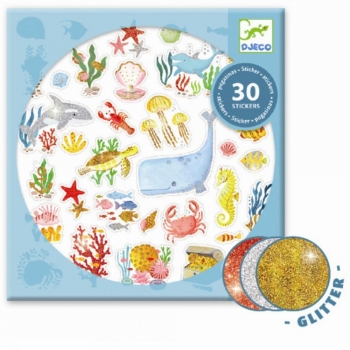 Small gifts - Stickers - Aqua dream