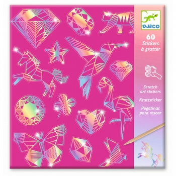 Small gifts - Scratch cards - Diamond