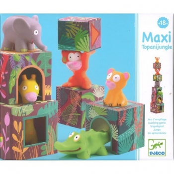 Blocks for infants - Maxi Topanijungle