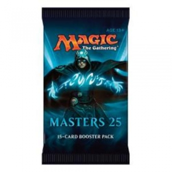Magic Masters 25 Booster