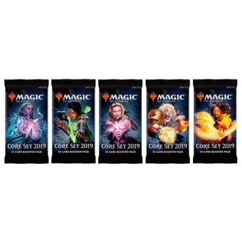 Magic Core 2019 Booster