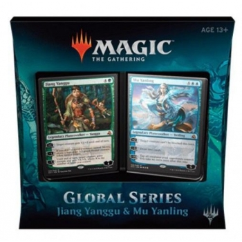Magic Global Series