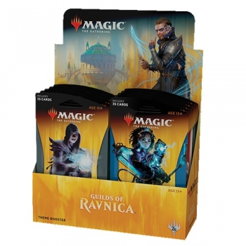 Magic Guilds of Ravnica Theme Booster
