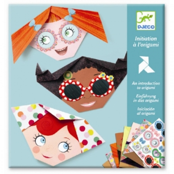 Small gifts - Origami - Pretty faces