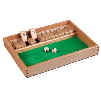 "Nuputamisvigur ""Shut the Box"""