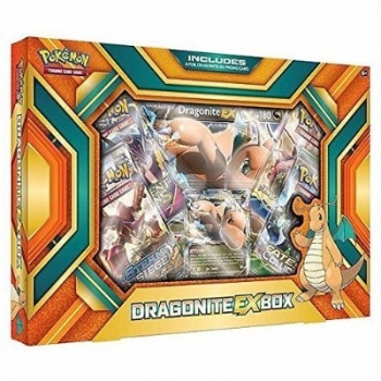 Pokemon Box Dragonite EX