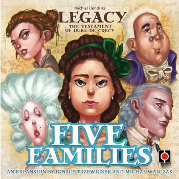 Legacy 5 Families
