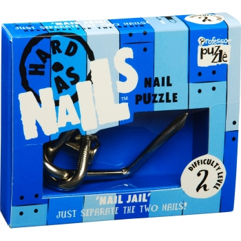 Hard as Nails, Nail Jail