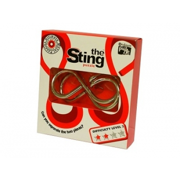 Ultimate Metal Puzzle, The Sting