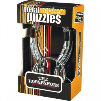 Metal Mayhem Puzzle: The Horseshoes
