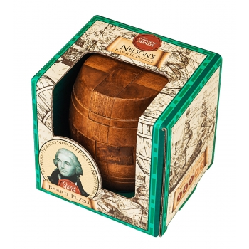 Great Minds: Nelson's Barrel Puzzle