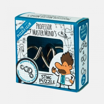Mini Professor Master Mind's Sting Puzzle