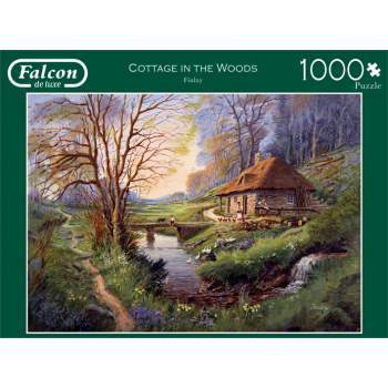 "Pusle ""Cottage in the Woods"" 1000 tk"