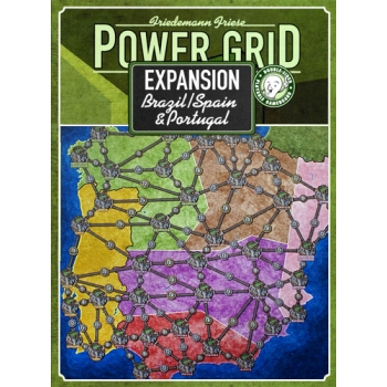 Power Grid: Brasil/Spain