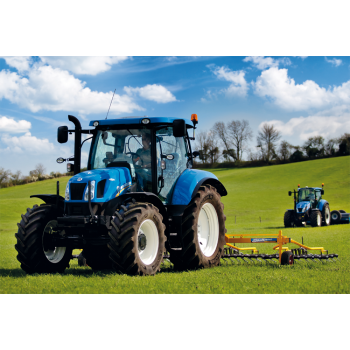 Pusle: New Holland, T8, 60