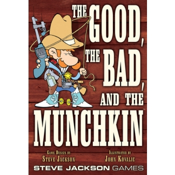 Munchkin The Good, the Bad And The Munch