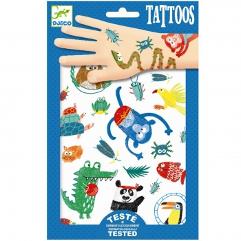Tattoos - Snouts