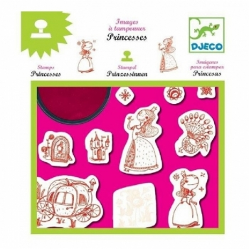 Stamps - Princesses