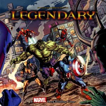 Marvel Legendary DBG