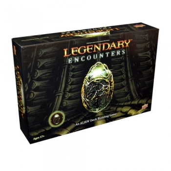 Legendary Encounters - An Alien Deck Building Game