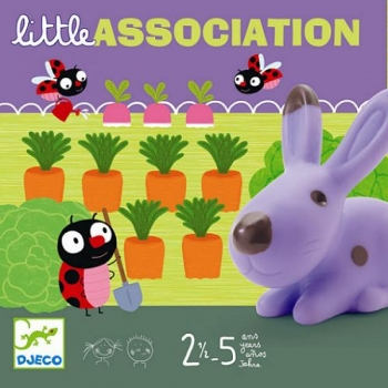 Toddler games - Little association