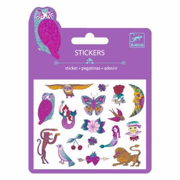 Mini craft pack stickers - Chimeras